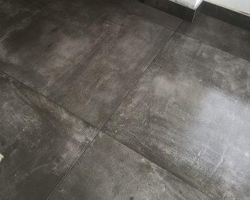 Vloer betonlook